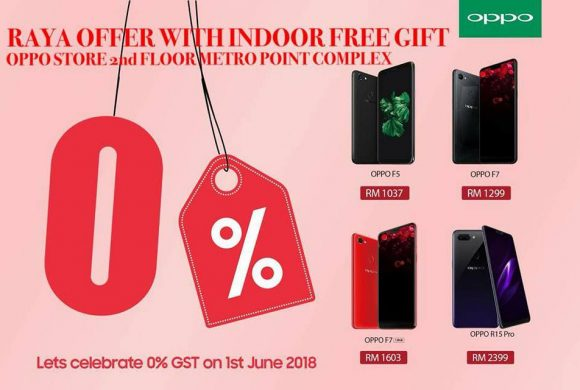 Raya Offer With Indoor Free Gift
