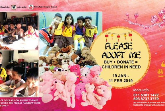 PLEASE ADOPT ME (BUY + DONATE = CHILDREN IN NEED)