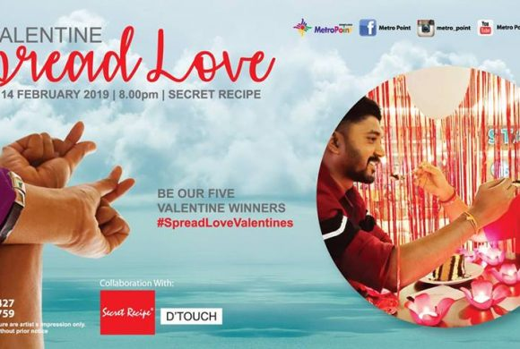 Spread Love Valentine contest