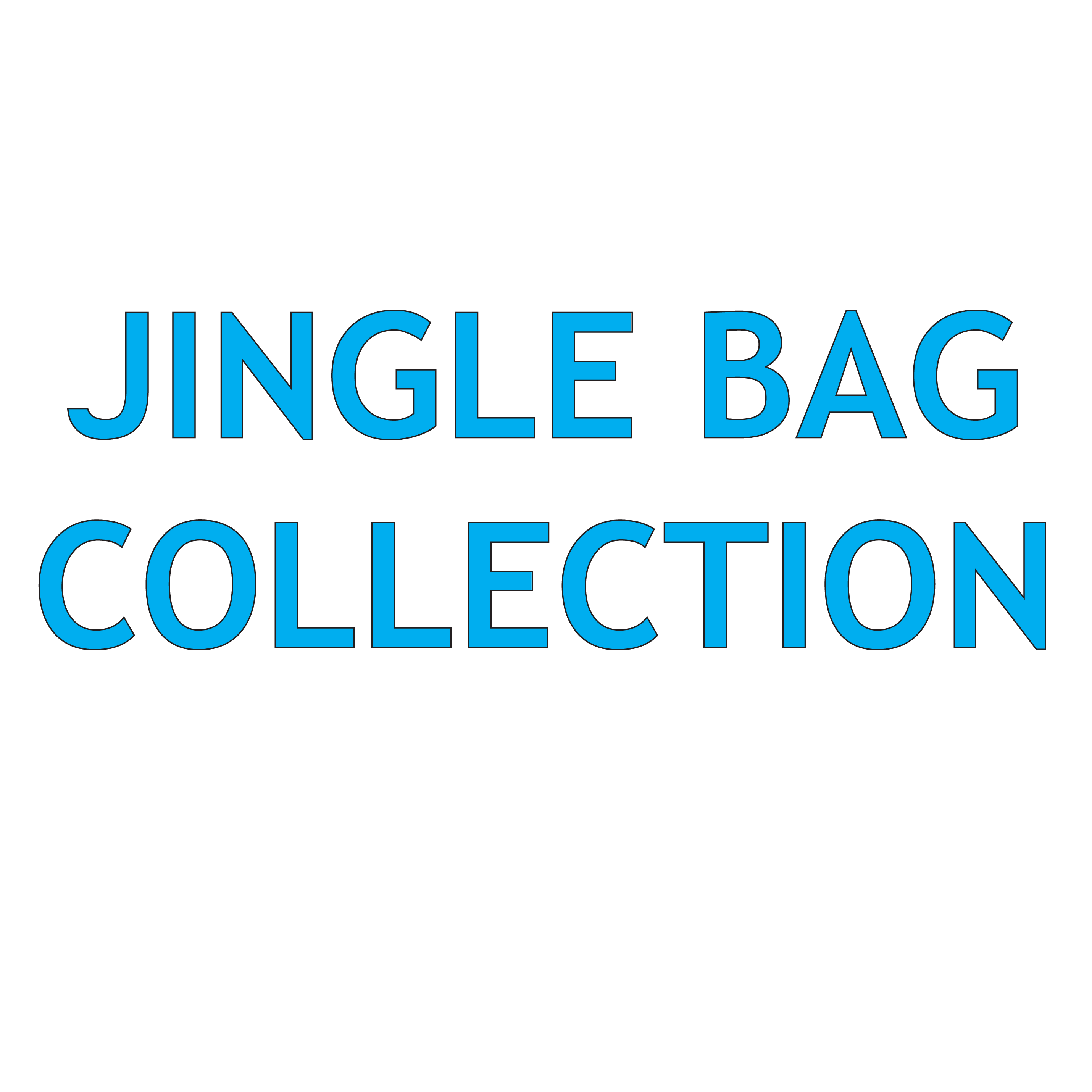 JINGLE BAG COLLECTION