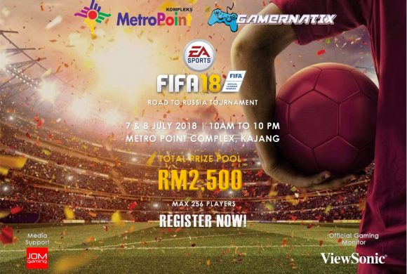 FIFA18 Road To Russia Tournament