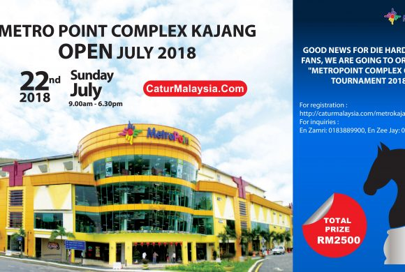 Metro Point Complex Open Chess Tournament