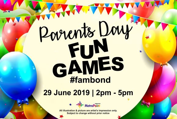 PARENTS DAY FUN GAMES 2019
