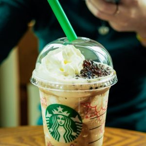 STARBUCKS SUMMER DARK CARAMEL