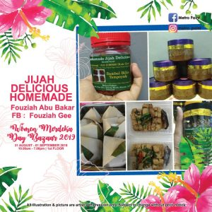 Jijah Delicious Homemade