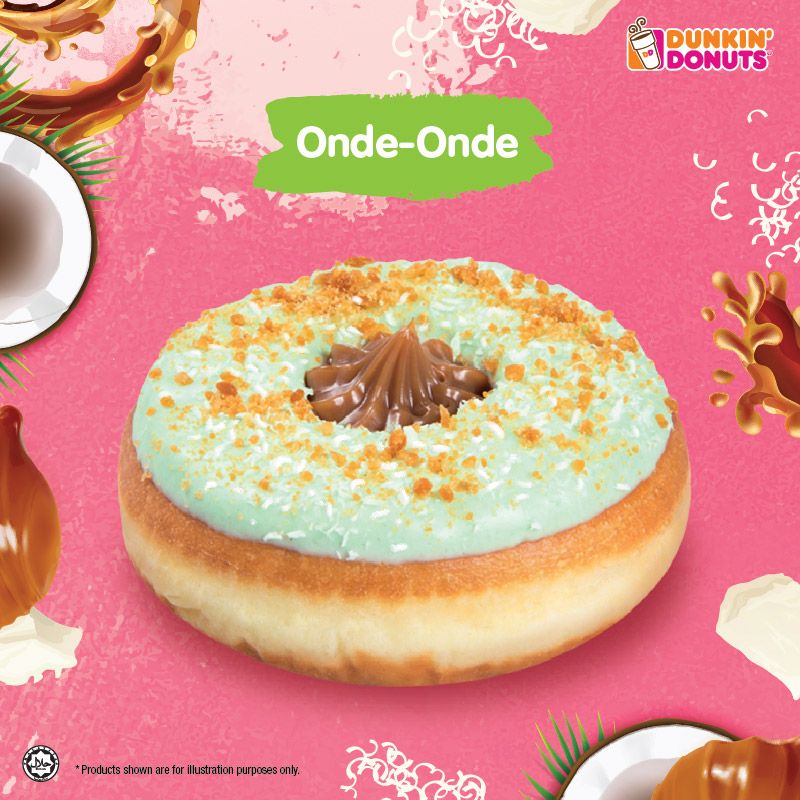 NEW DUNKIN DONUTS Flavors