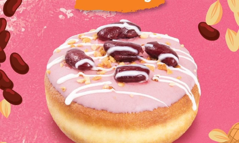 DUNKIN DONUTS Flavors