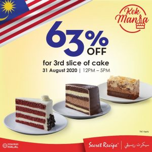 KEK MANIA SECRET RECIPE KE 63