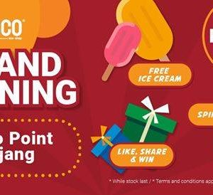 GRAND OPENING ECO SHOP METRO POINT COMPLEX KAJANG
