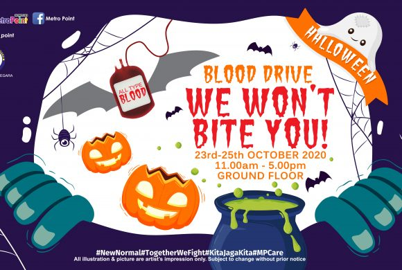 We Won't Bite You (Blood Drive)