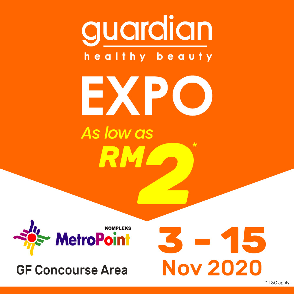 Guardian Expo Metro Point Complex Kajang