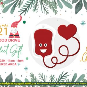 """Blood Drive """"The Perfect Gift"""""""