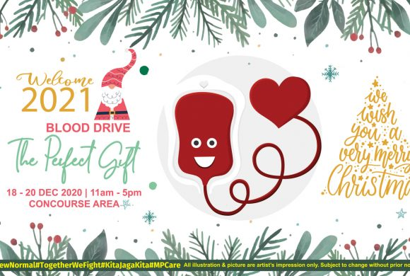 "Blood Drive ""The Perfect Gift"""