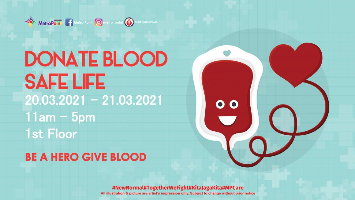 Blood Donation (Donate Blood Safe Life)